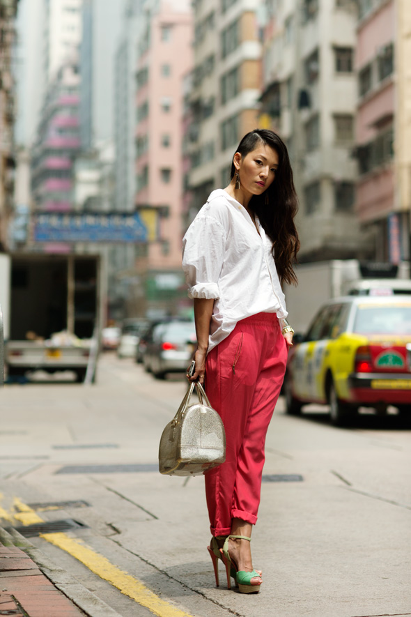 Inspiration From Hong Kong Rocaille